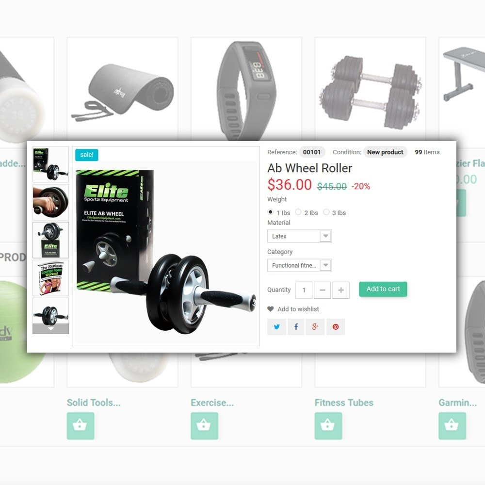 theme - Deportes, Actividades y Viajes - Sport&Fitness - para Sitio de Fitness - 4