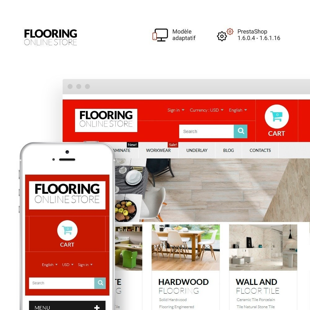 theme - Art & Culture - Flooring Online Store - 1