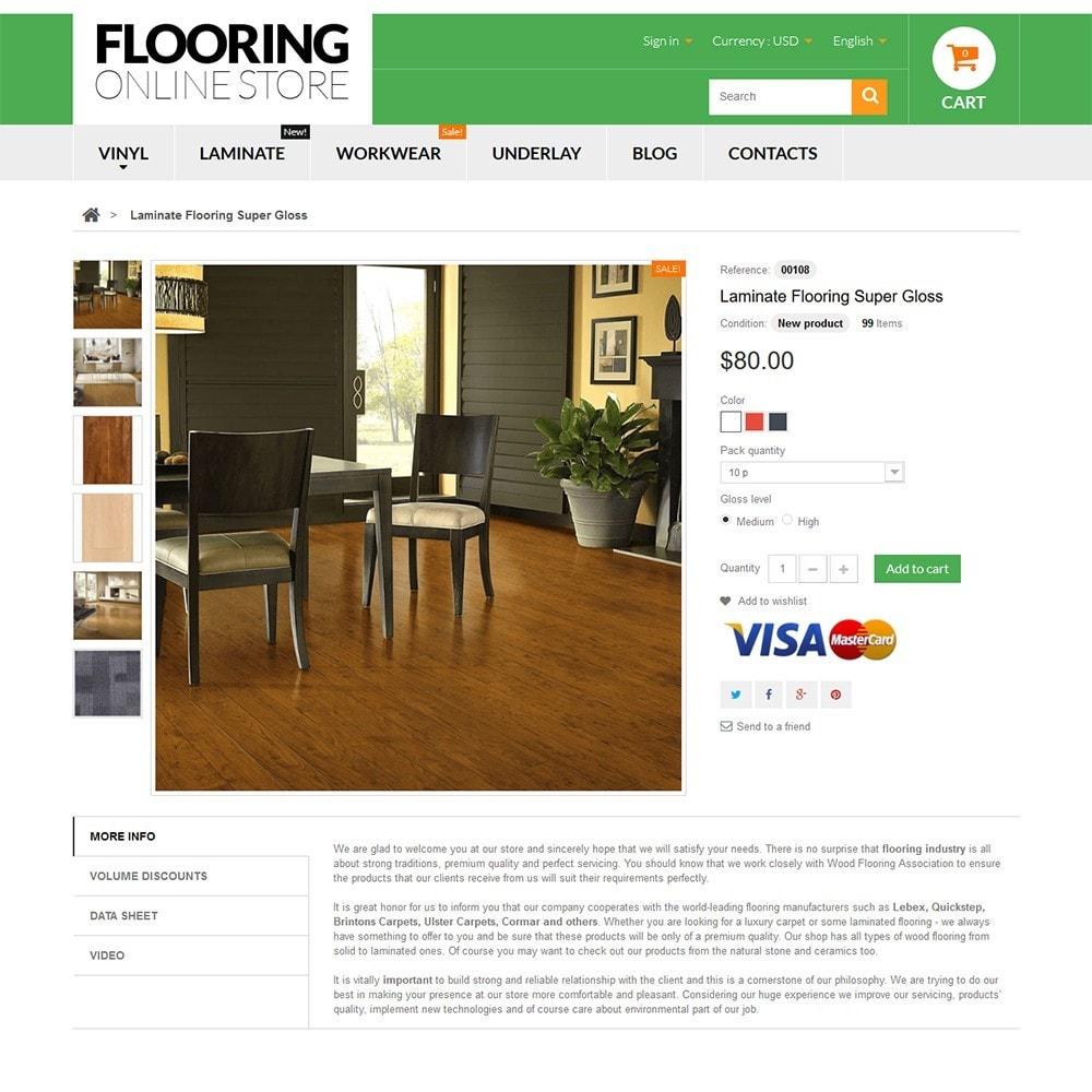 theme - Hogar y Jardín - Flooring Online Store - 4