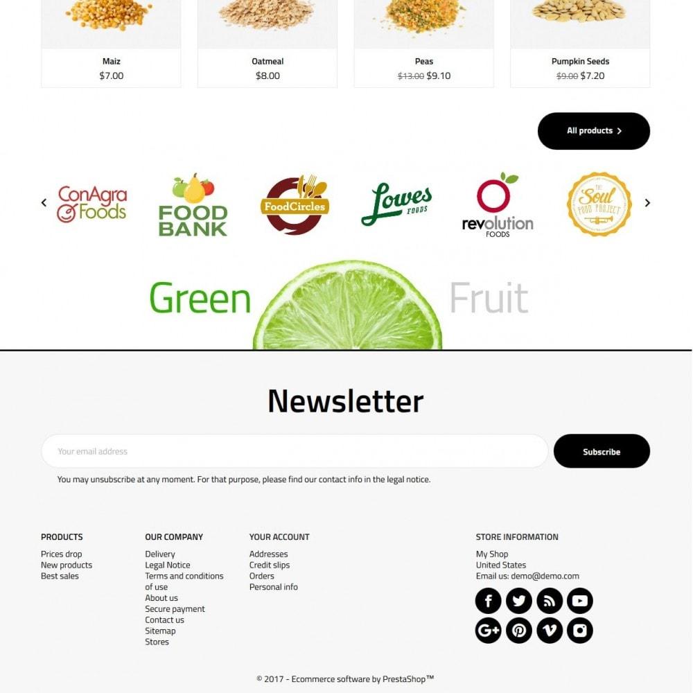 theme - Cibo & Ristorazione - Vegetarian - 4