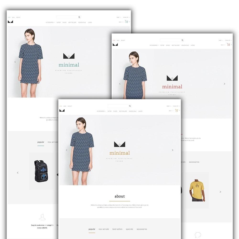 theme - Mode & Schuhe - Minimal - 2