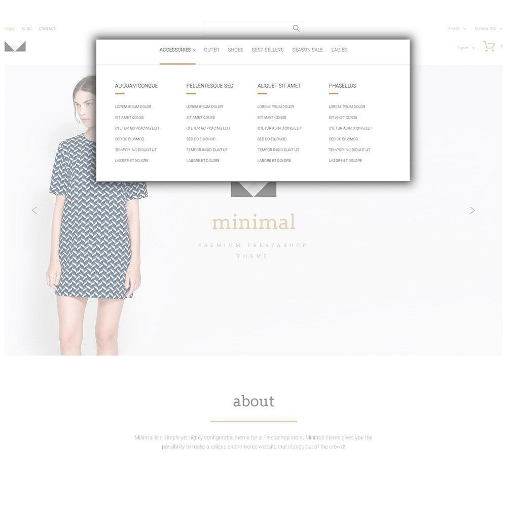 theme - Moda & Calzature - Minimal - 5
