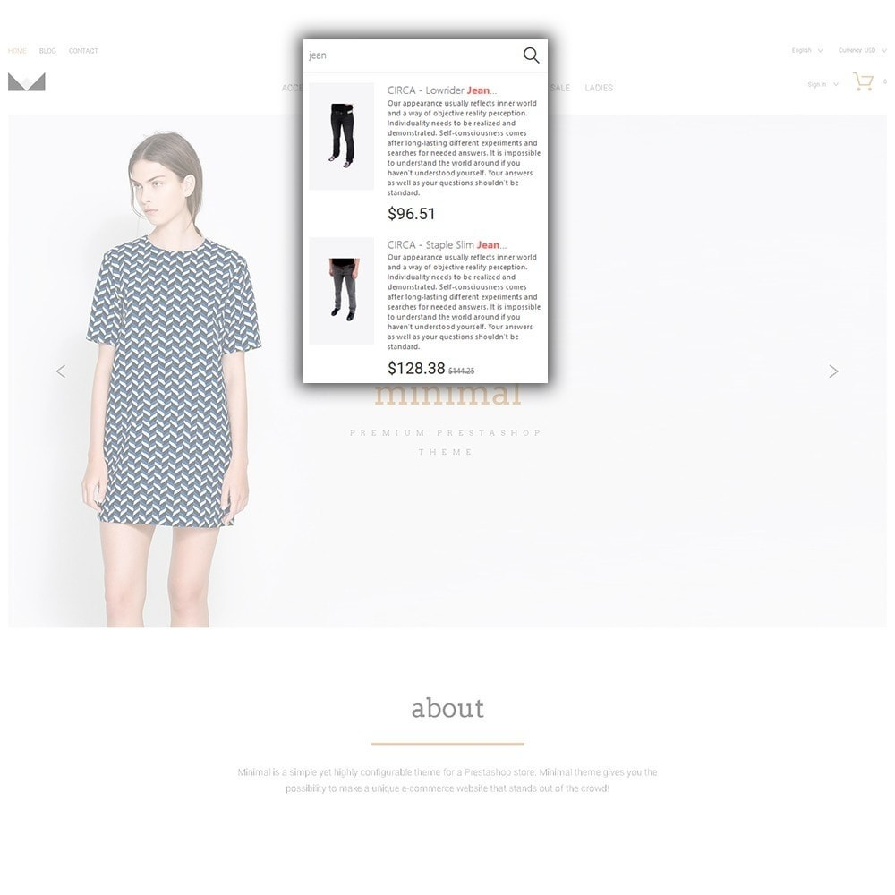 theme - Moda & Calzature - Minimal - 6