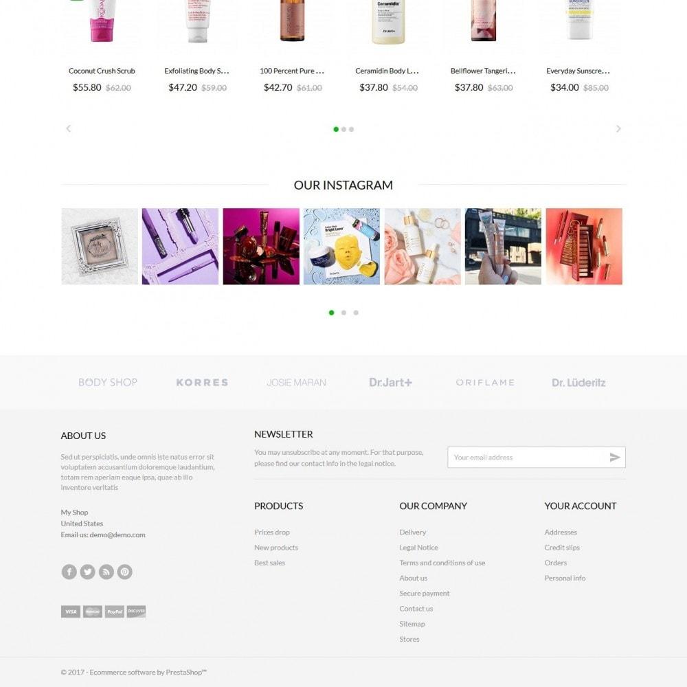 theme - Santé & Beauté - Legend Cosmetics - 4