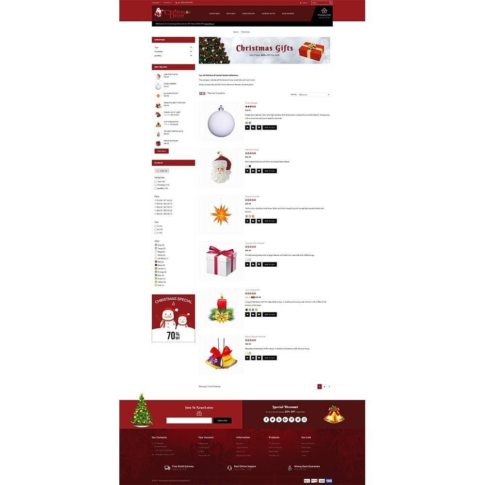 theme - Подарки, Цветы и праздничные товары - Christmas Store - 4