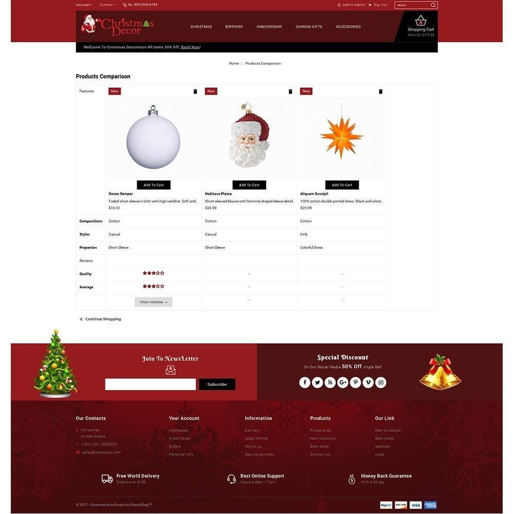theme - Подарки, Цветы и праздничные товары - Christmas Store - 9