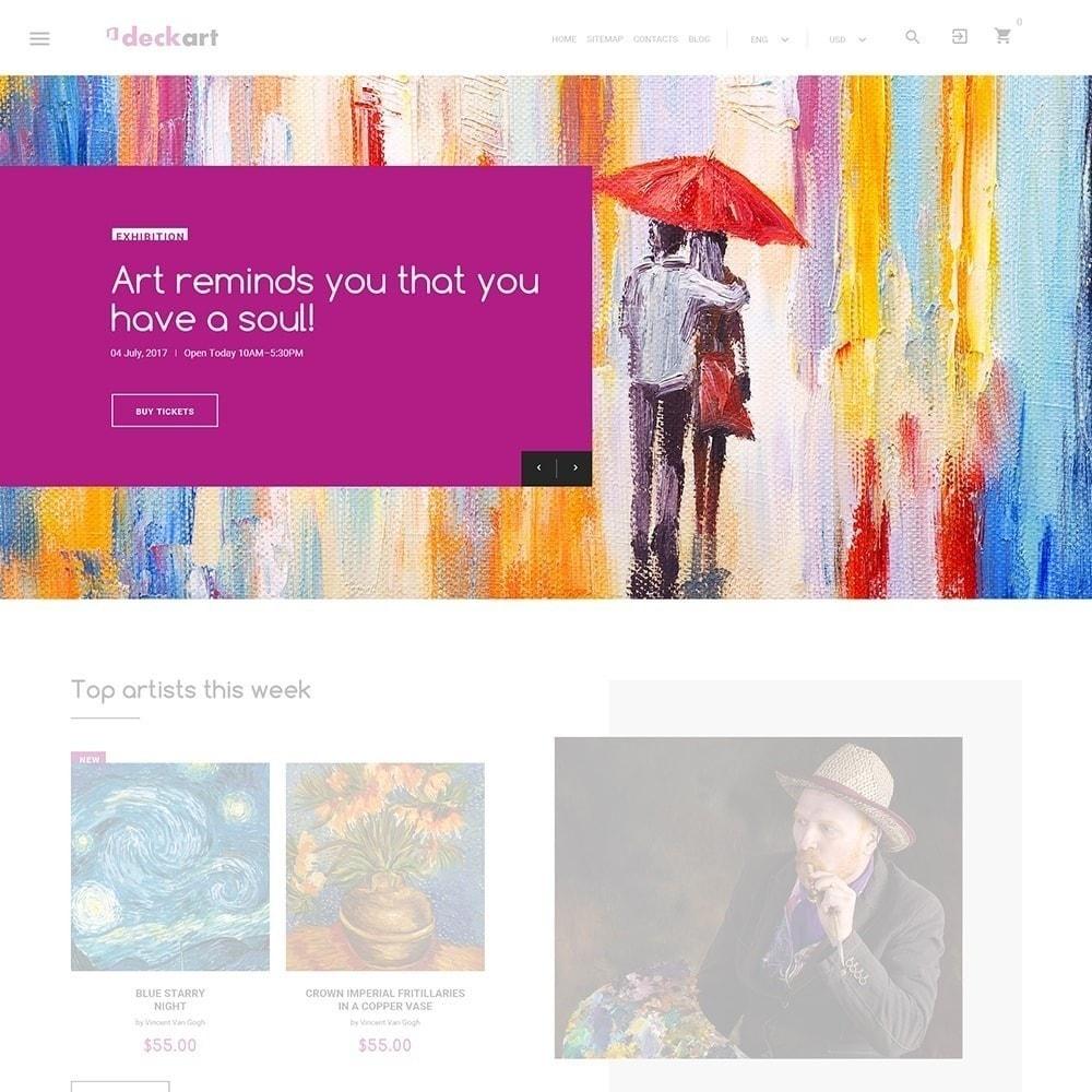 theme - Arte & Cultura - DeckArt - 6