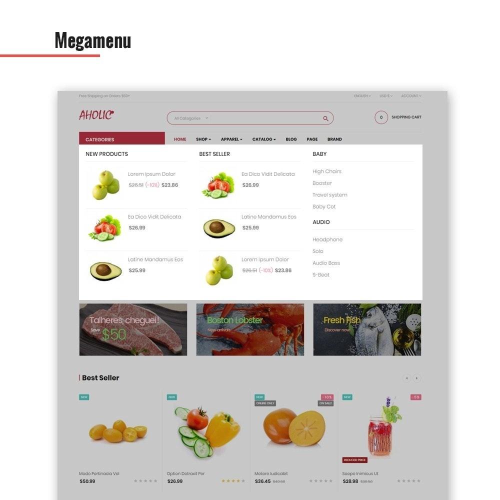 theme - Lebensmittel & Restaurants - Leo Foodaholic - 4