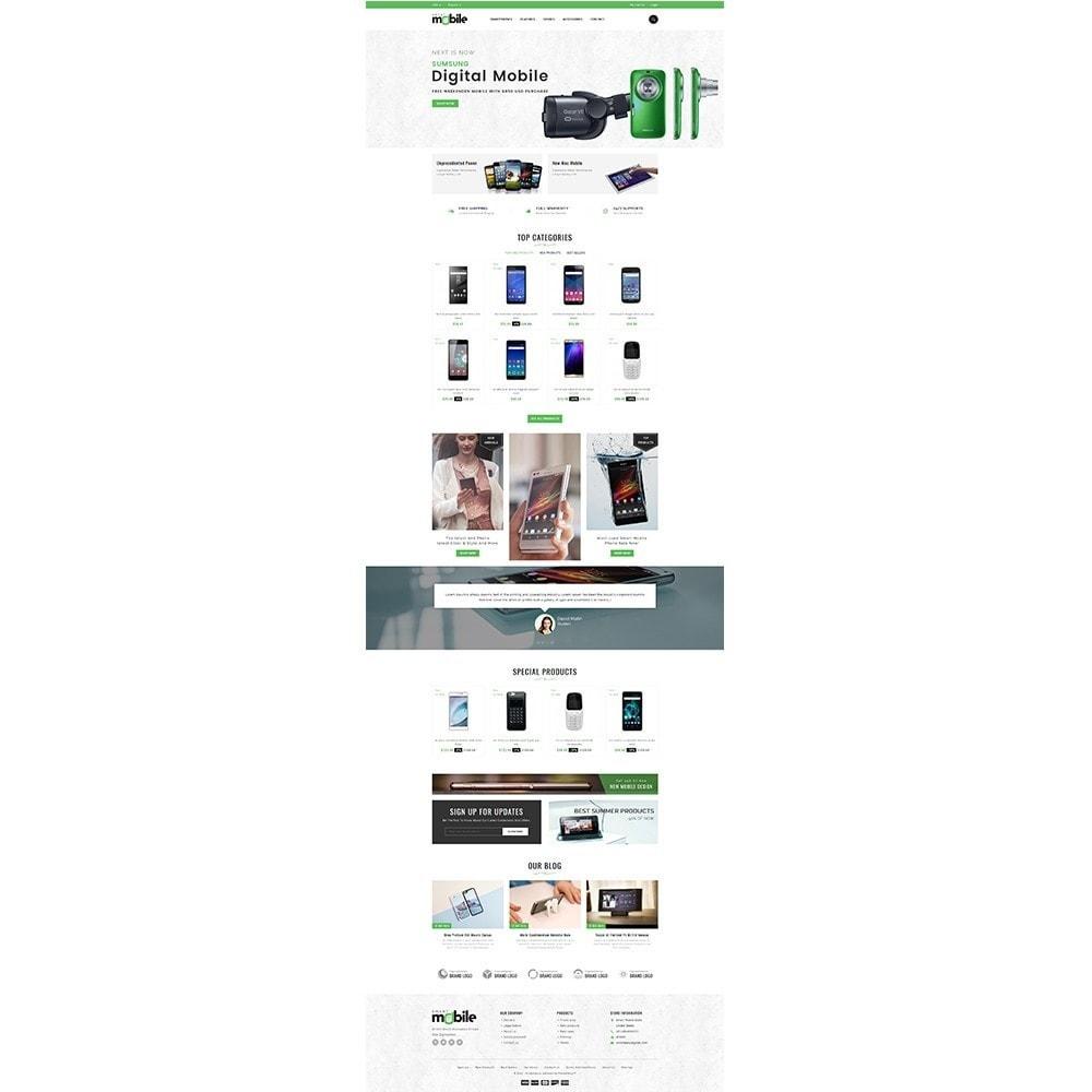 theme - Elektronik & High Tech - Smart Mobile Store - 2