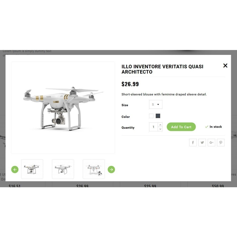 theme - Electrónica e High Tech - Drone Store - 7