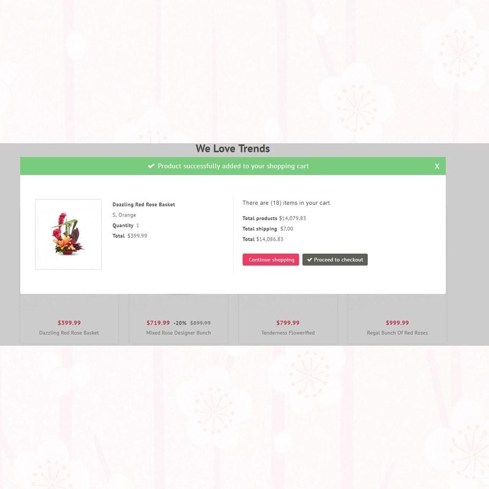 theme - Regalos, Flores y Celebraciones - Florist - Boutique Flower Store - 6