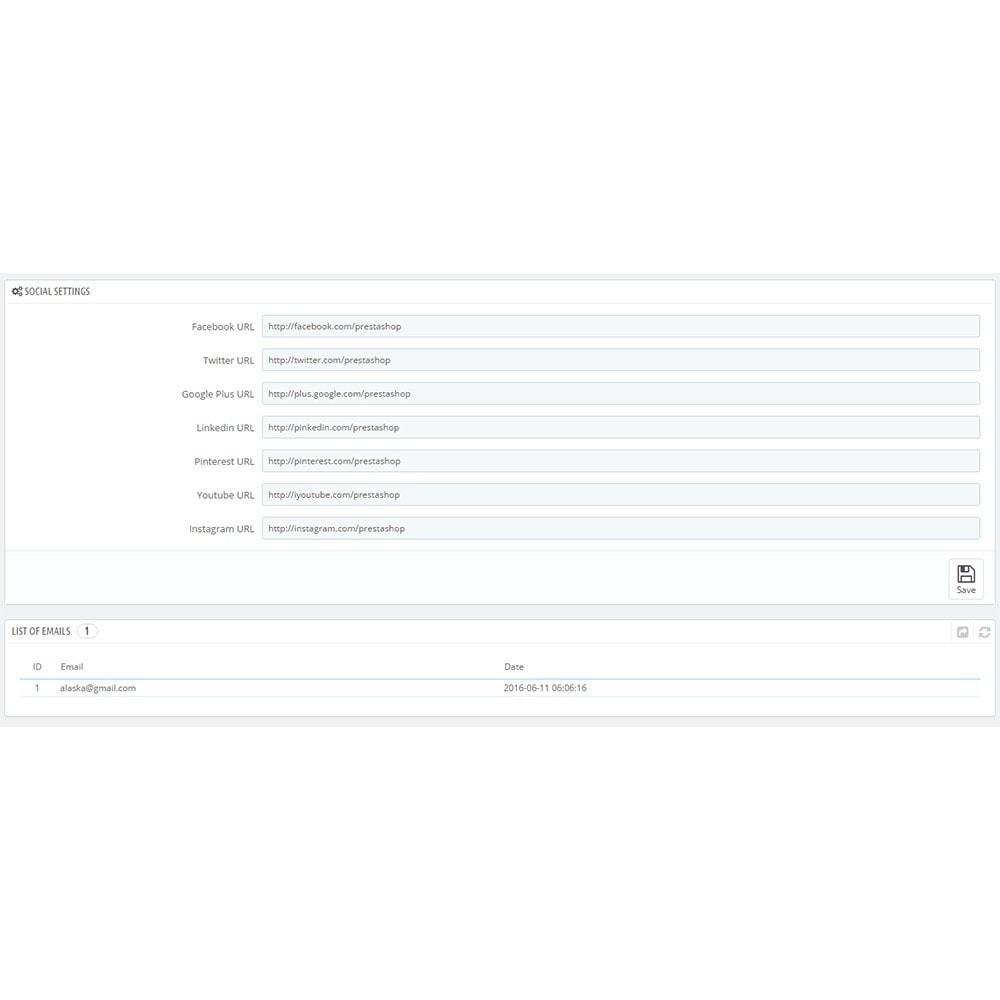 module - Personnalisation de Page - Maintenance Pro - Prochainement pages avec compte - 4