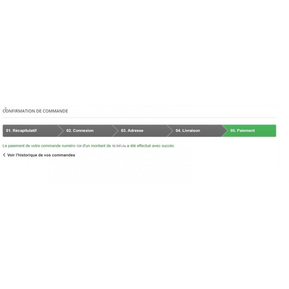 module - Autres moyens de paiement - MTN Mobile Money CMR - 4