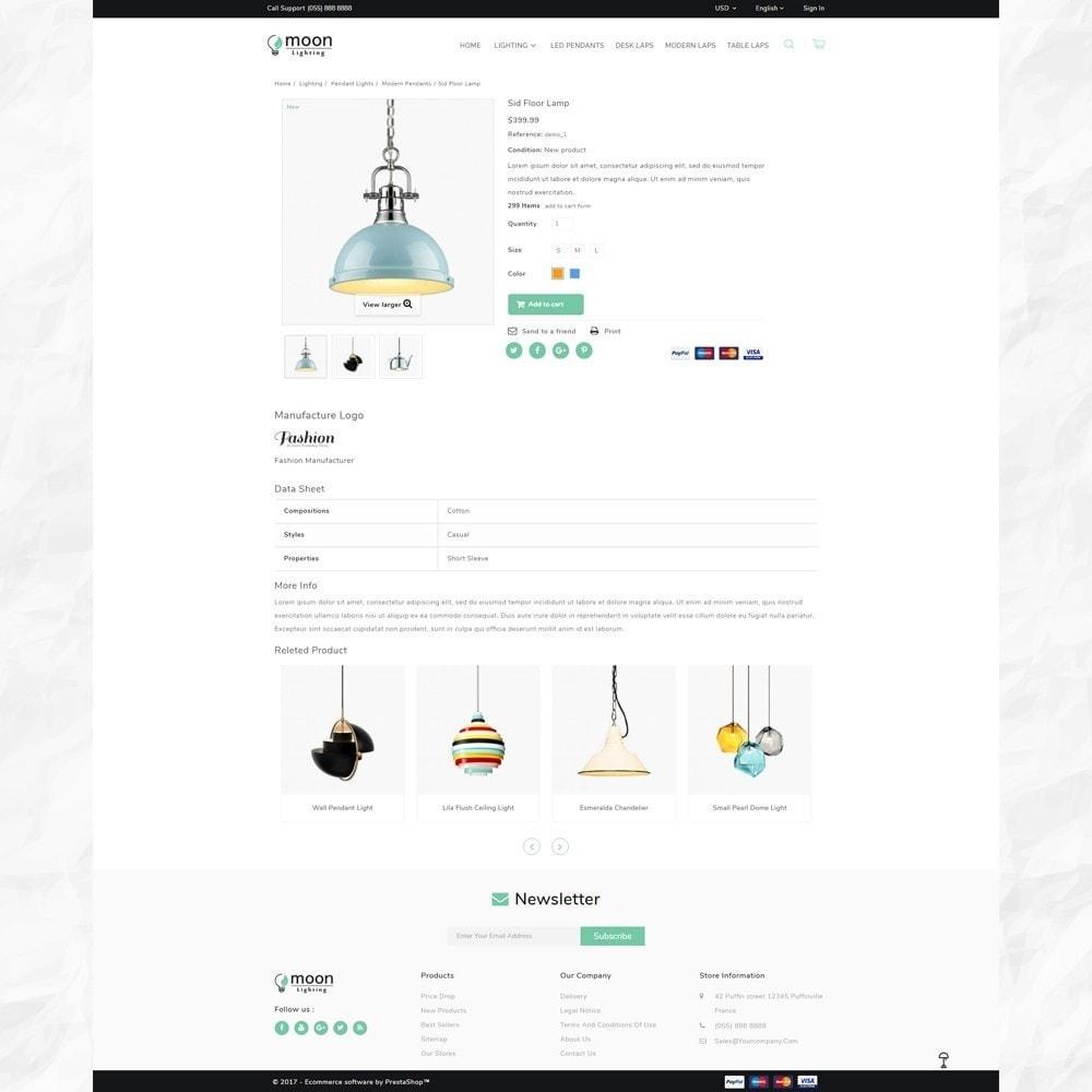 theme - Dom & Ogród - Moon Light Decor Shop - 5