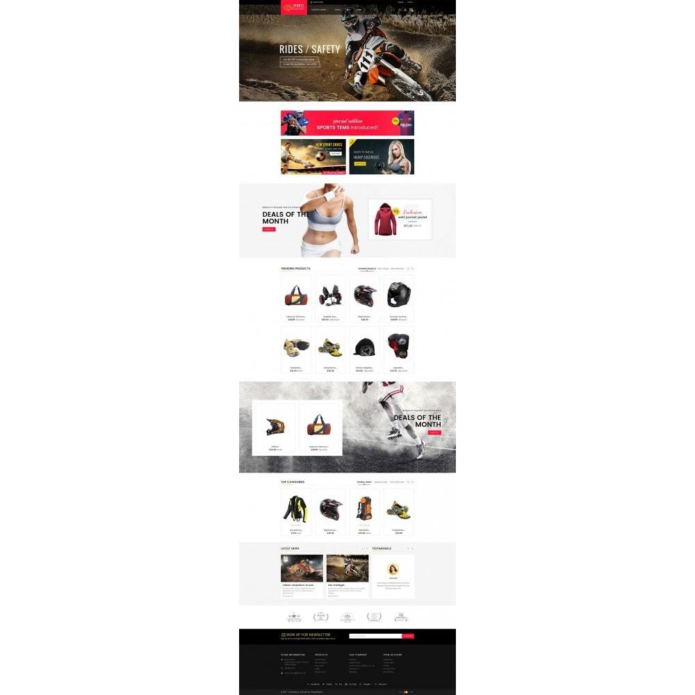theme - Desporto, Actividades & Viagens - Sports Store - 2