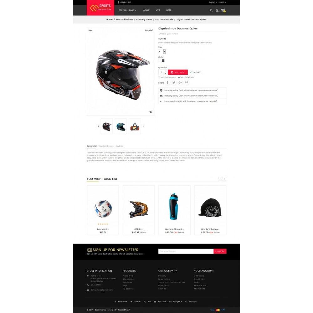 theme - Desporto, Actividades & Viagens - Sports Store - 5