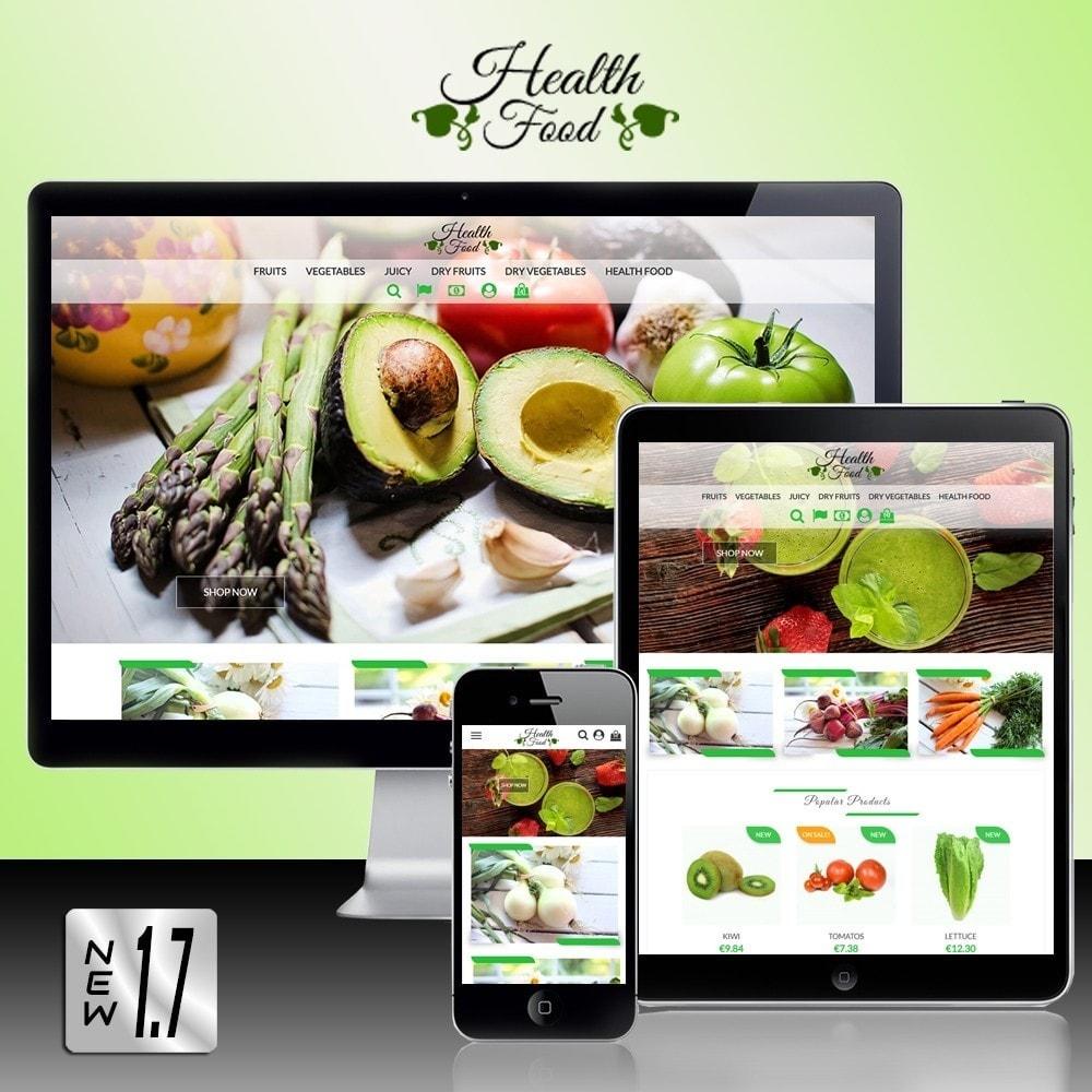 theme - Żywność & Restauracje - Healthy Food - 2