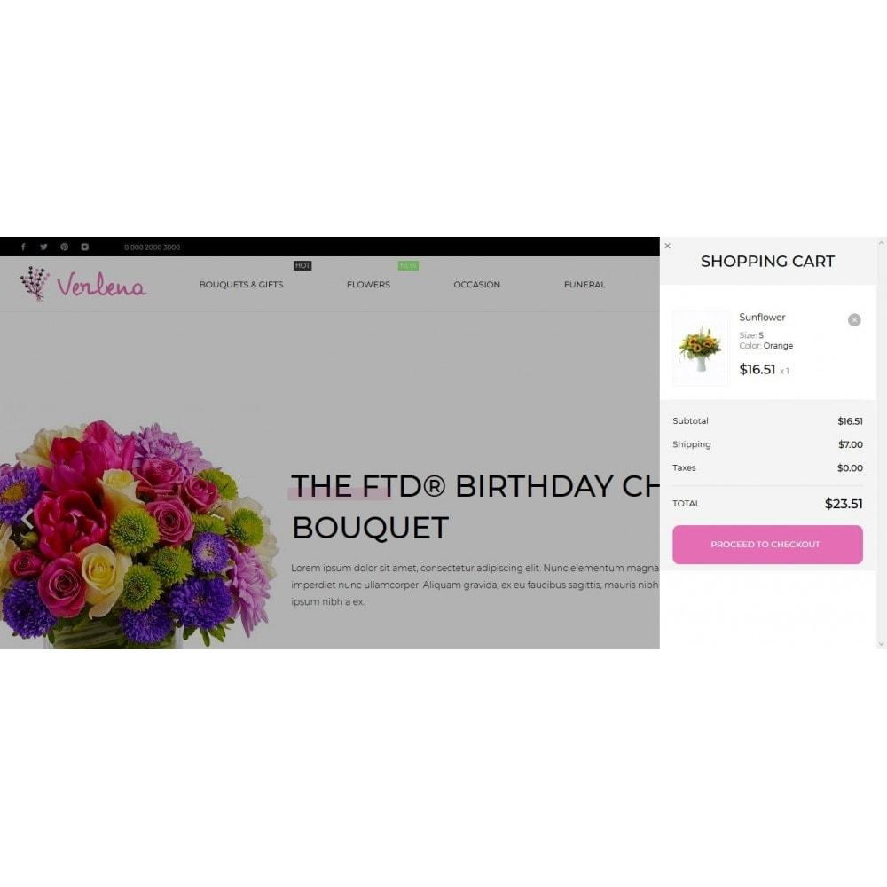 theme - Cadeaux, Fleurs et Fêtes - Verlena - 3