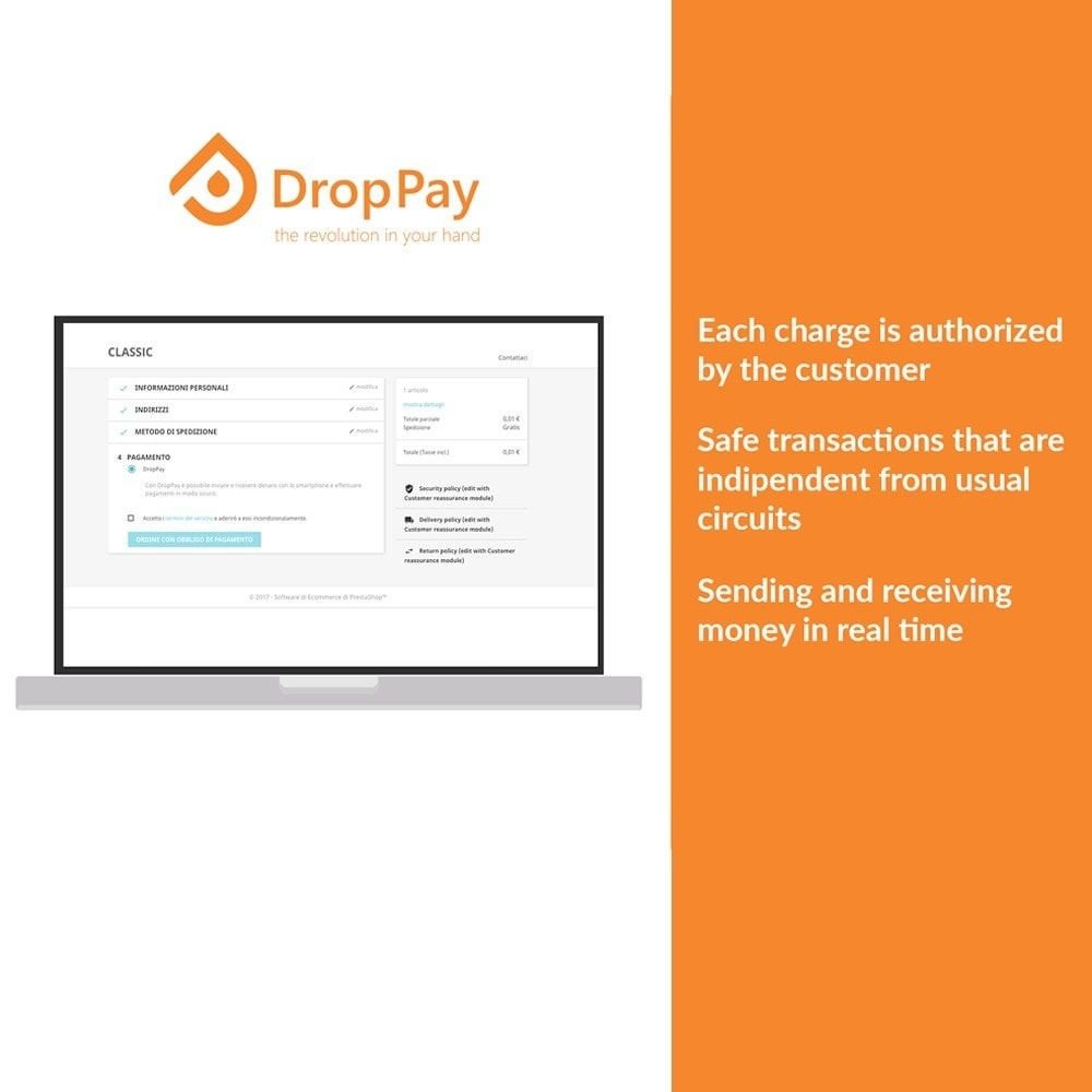 module - Other Payment Methods - DropPay - 2