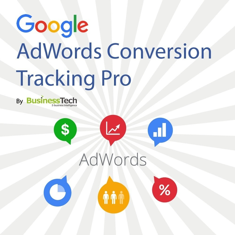 module - Informes y Estadísticas - Google Ads (Google AdWords) Conversion Tracking Pro - 1