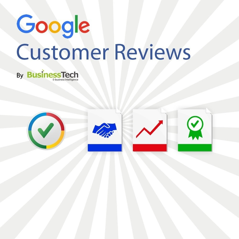 module - Empfehlungs- & Kundenbindungsprogramme - Google Customer Reviews - 1