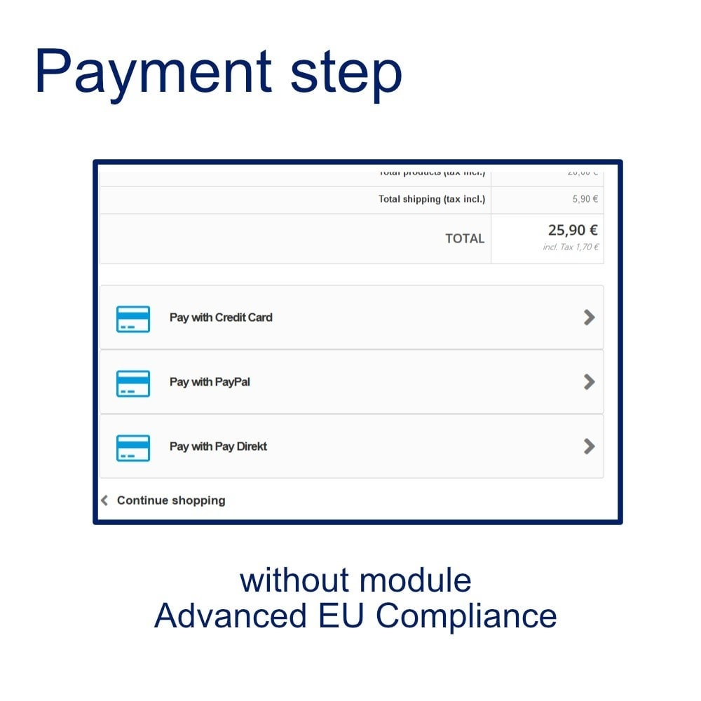 module - Paiement par Carte ou Wallet - Concardis Payengine (start.now, speed.up, flex.pro) - 4