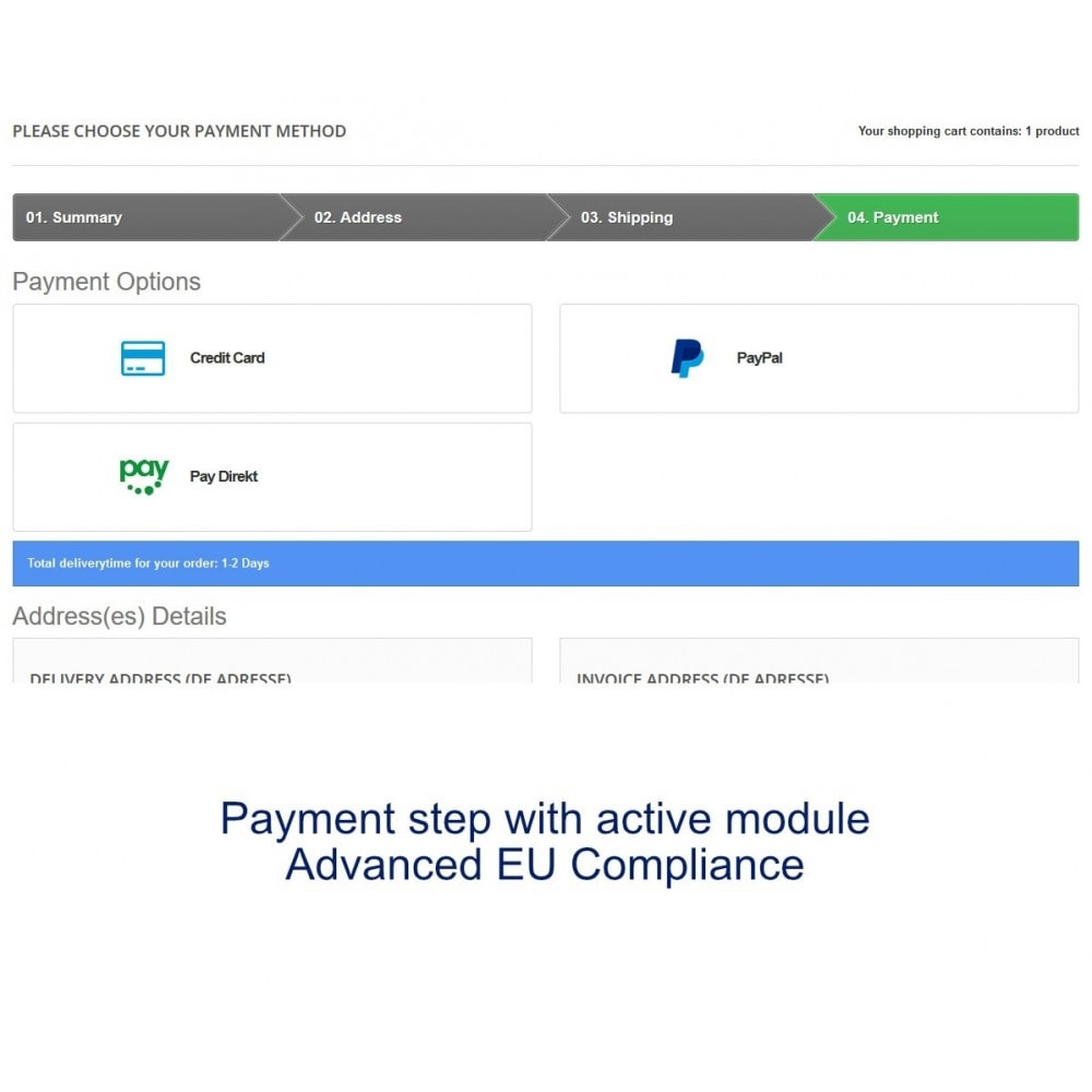 module - Paiement par Carte ou Wallet - Concardis Payengine (start.now, speed.up, flex.pro) - 5