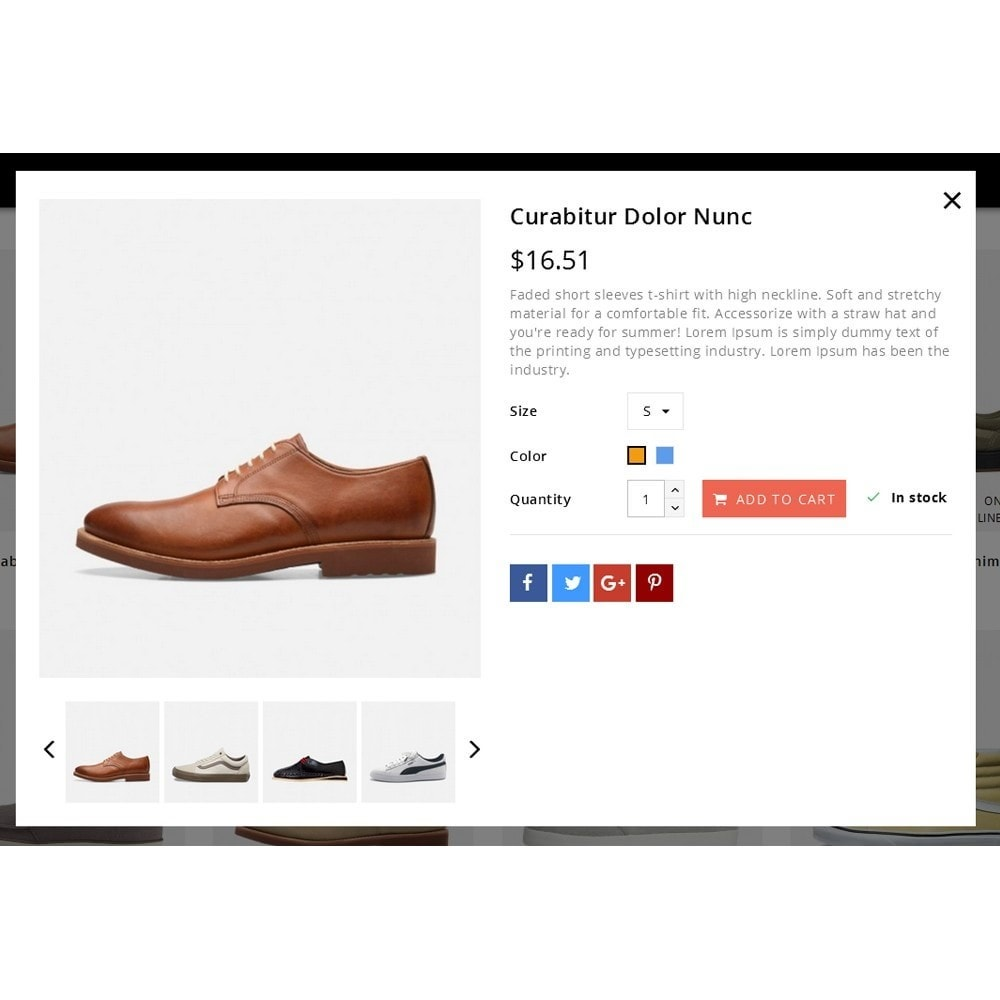 theme - Mode & Chaussures - ShoesPlay Shoes Shop - 6
