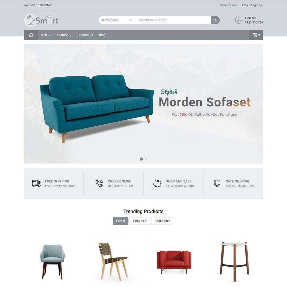 theme - Home & Garden - Furniture Smart Store - 2