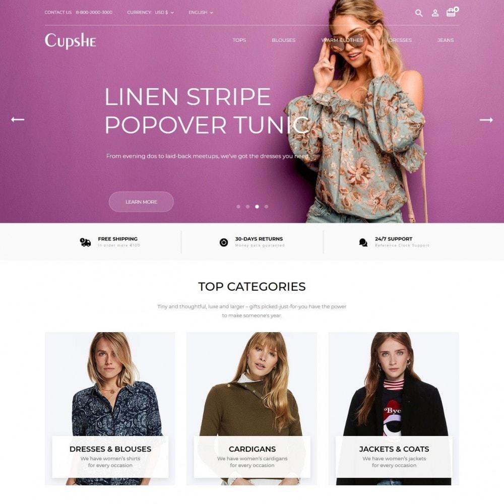 theme - Moda y Calzado - Cupshe Fashion Store - 2
