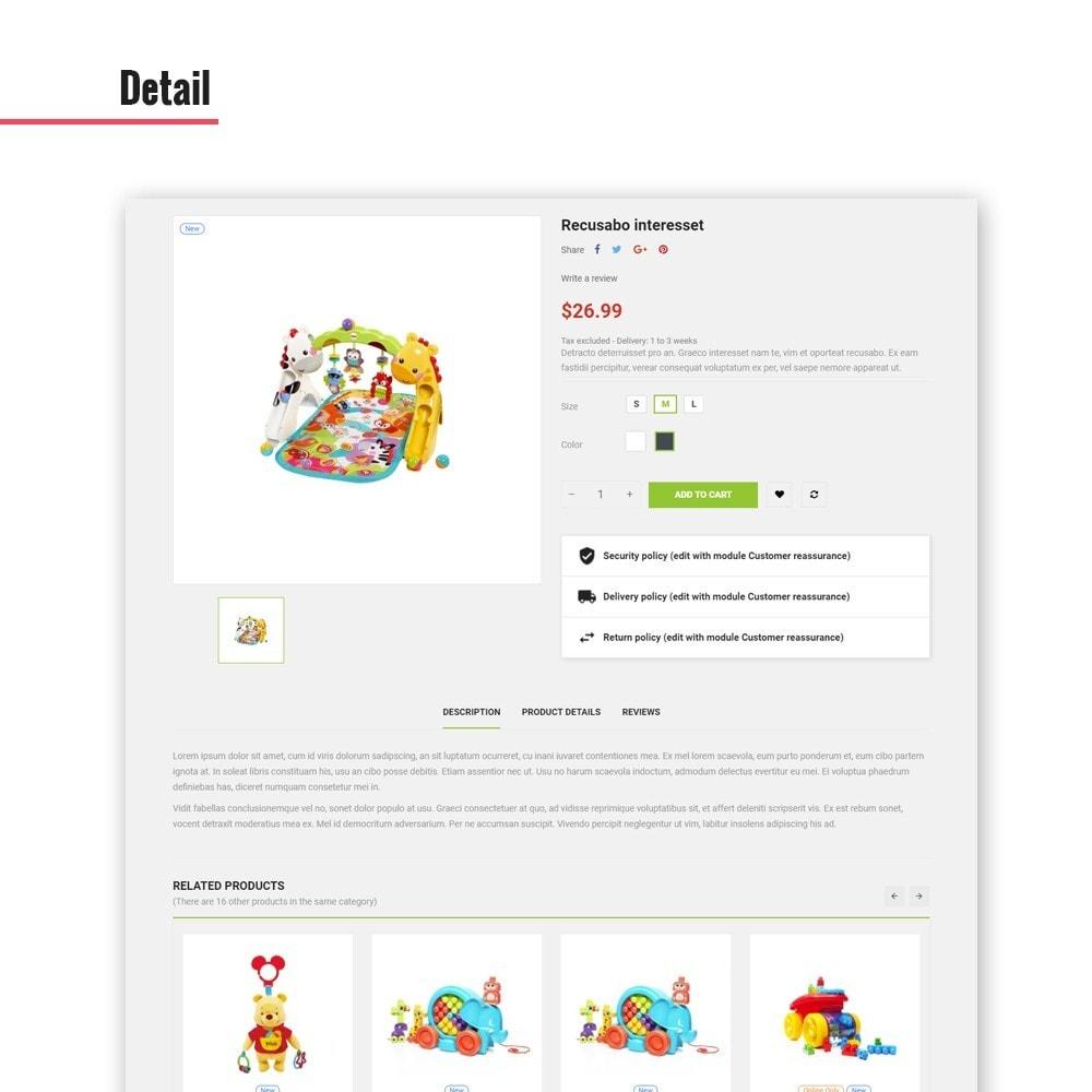 theme - Crianças & Brinquedos - Leo Dumbo - 5