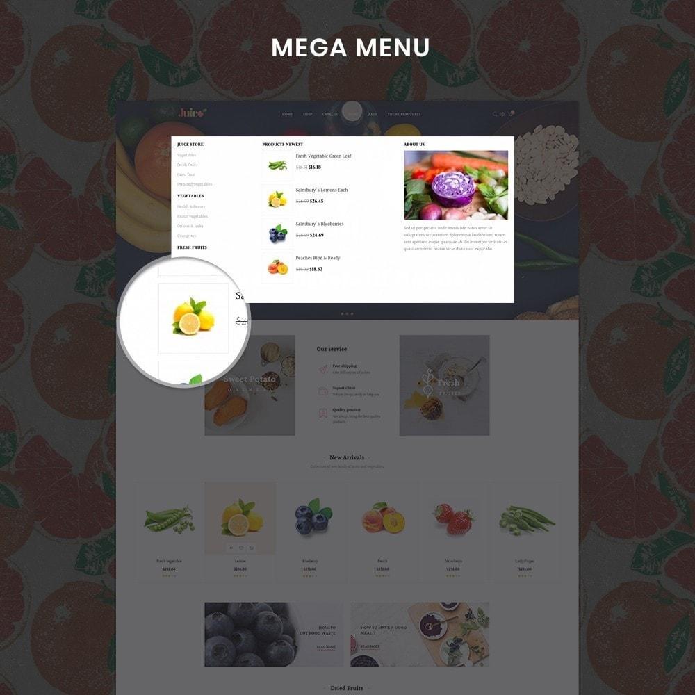theme - Eten & Restaurant - Leo Juice - 4