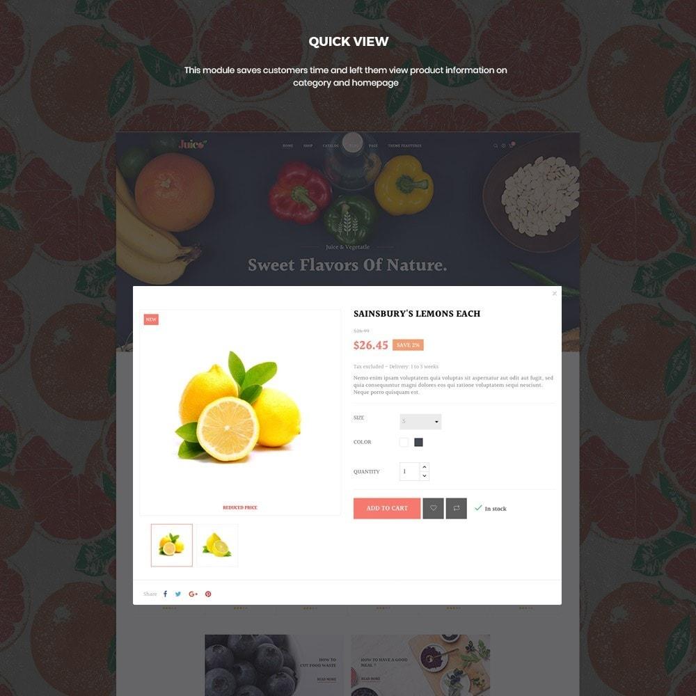 theme - Eten & Restaurant - Leo Juice - 6