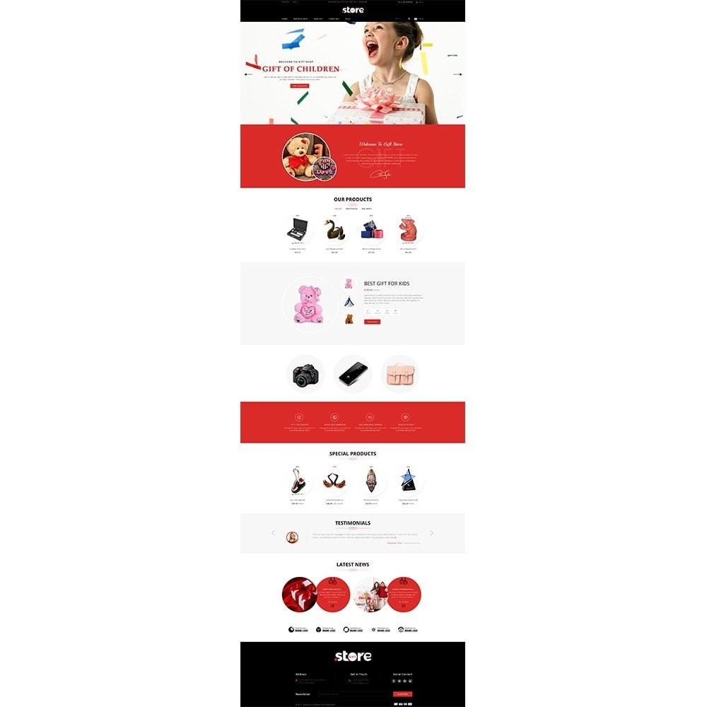 theme - Prezenty, Kwiaty & Uroczystości - Gift Store - 2