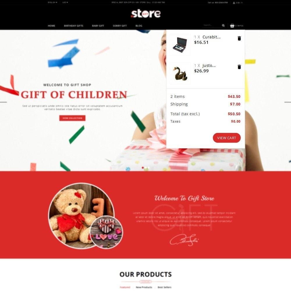 theme - Prezenty, Kwiaty & Uroczystości - Gift Store - 5