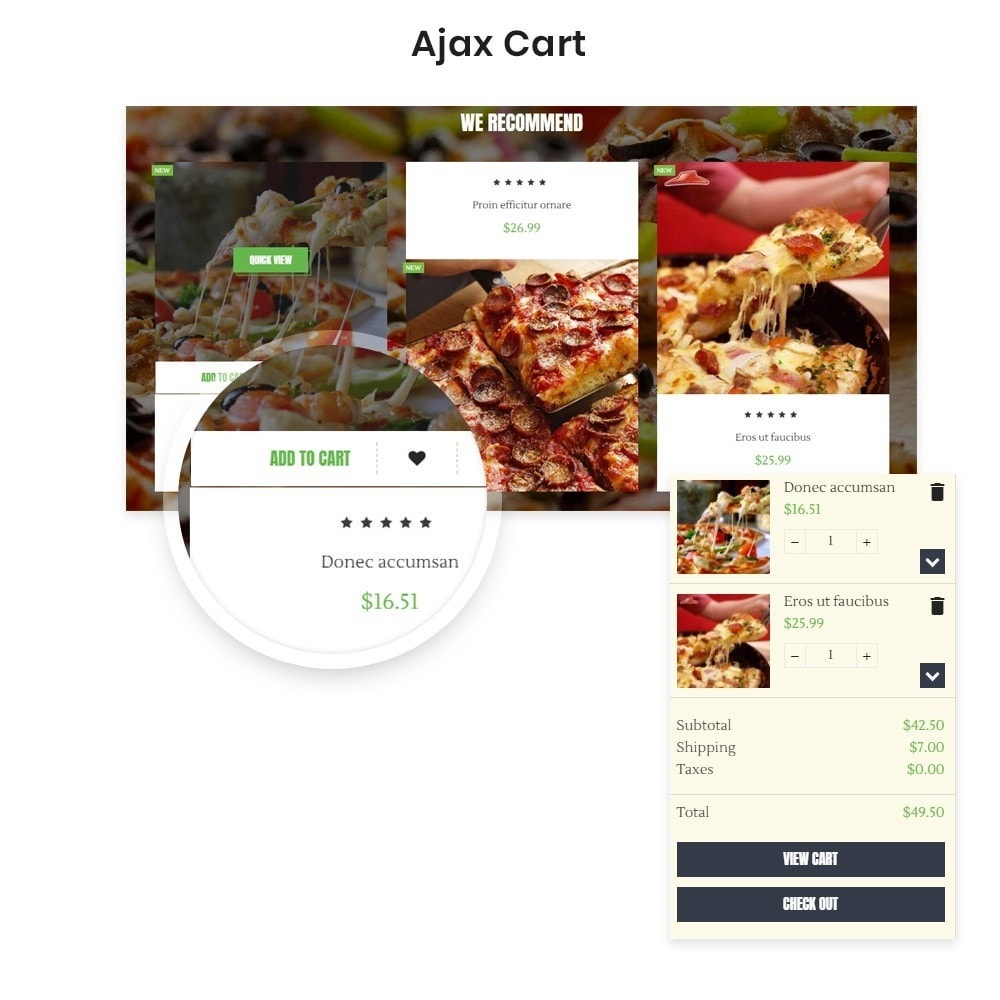 theme - Food & Restaurant - Ap Pizza - 2