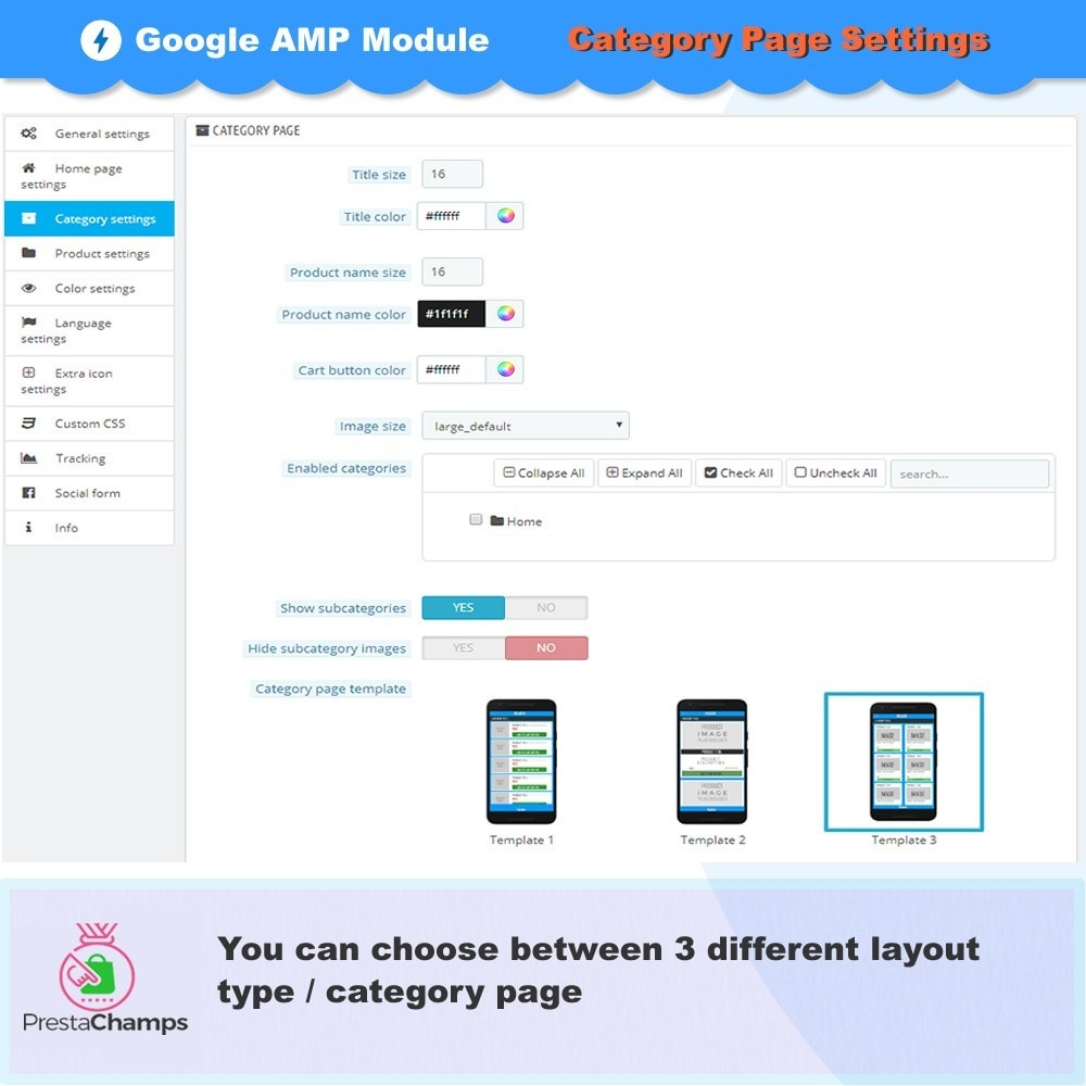 module - Performance - PROFESSIONAL AMP PAGES - ACCELERATED MOBILE PAGES - 7