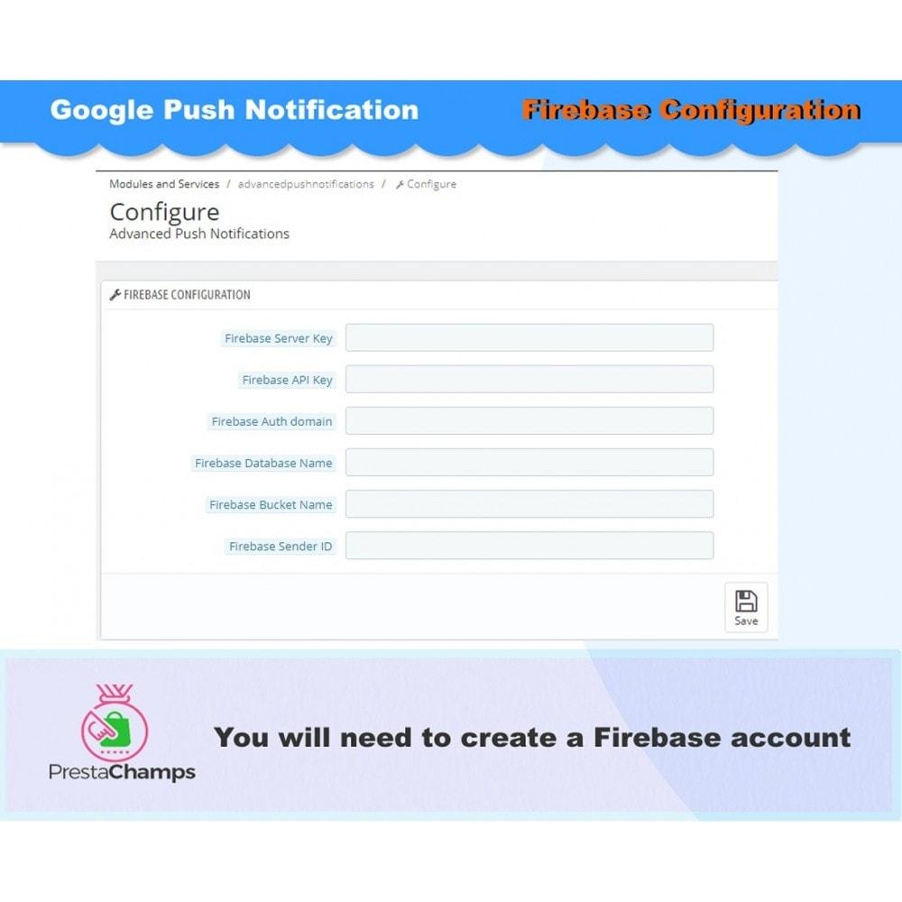 module - Email & Notifiche - Advance Push Notification + Jingle - 5
