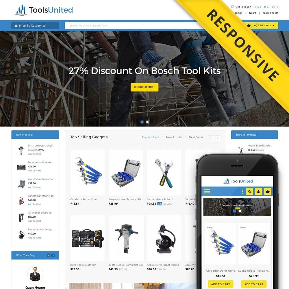 theme - Carros & Motos - Tools United Store - 1
