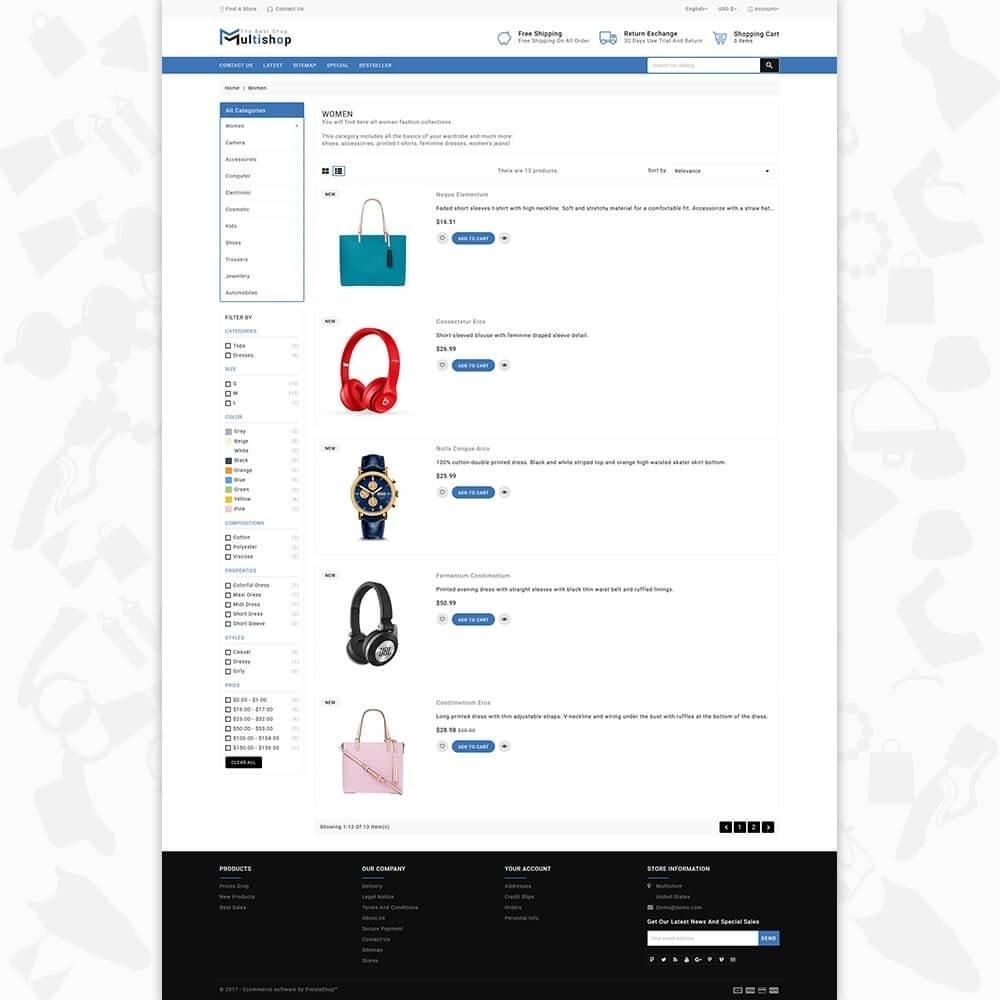 theme - Electronique & High Tech - Multishop - The Best Shop - 4