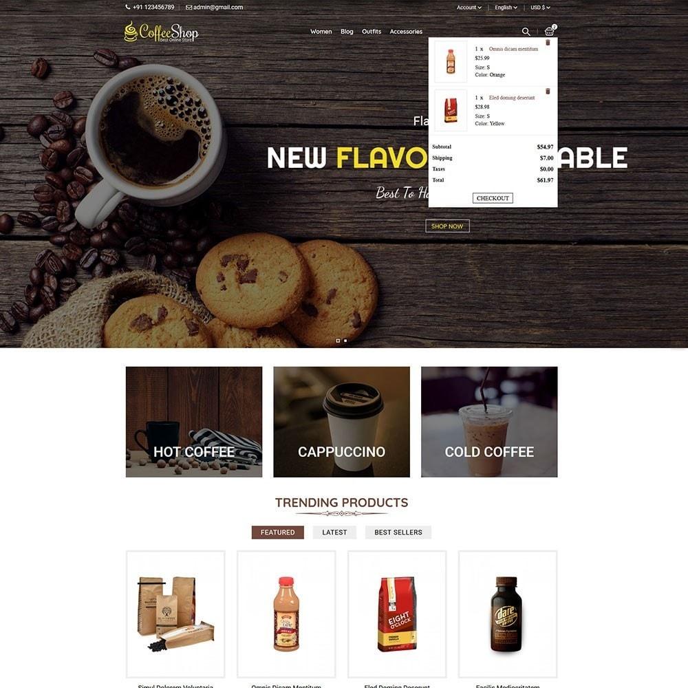 theme - Boissons & Tabac - Coffee Shop - 3