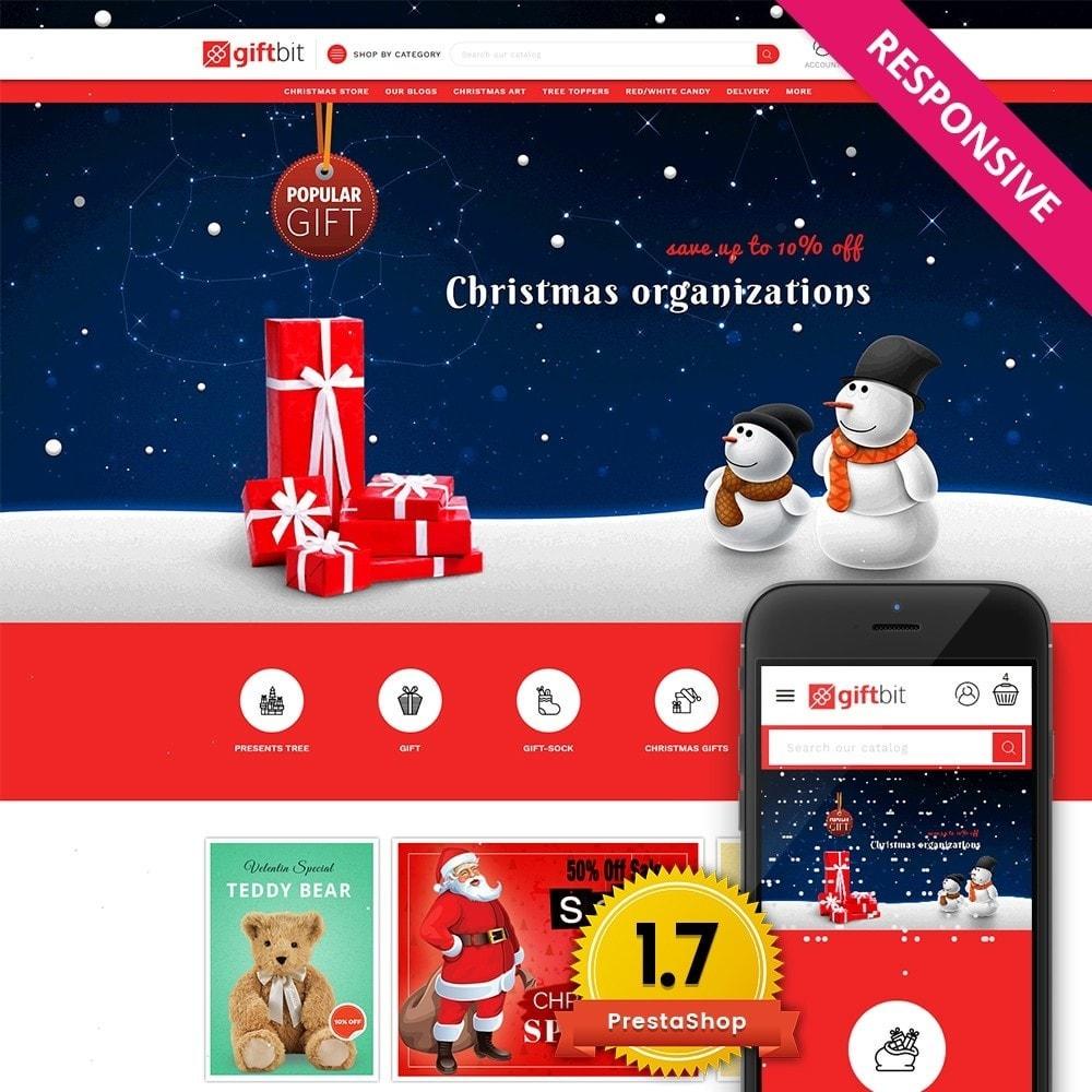 theme - Cadeaux, Fleurs et Fêtes - Giftbit Mega Store - 1