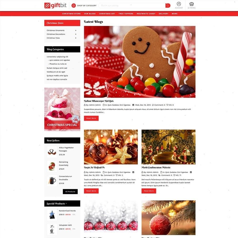 theme - Cadeaus, Bloemen & Gelegenheden - Giftbit Mega Store - 3