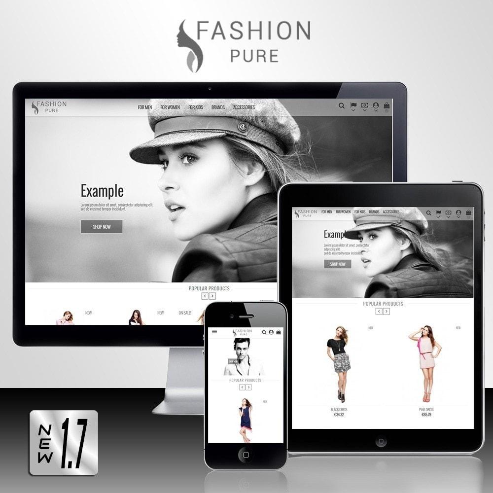 theme - Moda & Obuwie - Fashion Pure - 2