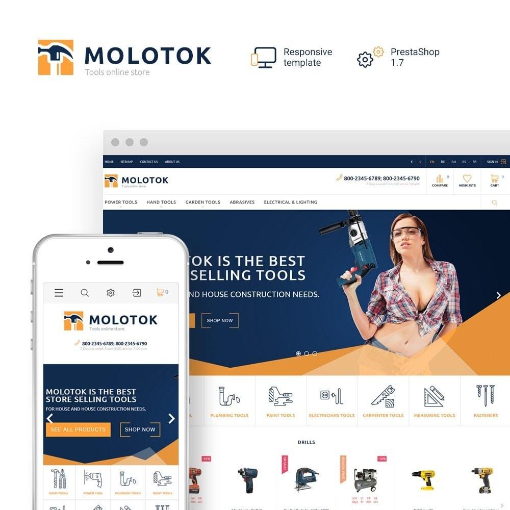 theme - Home & Garden - Molotok 2 - 1