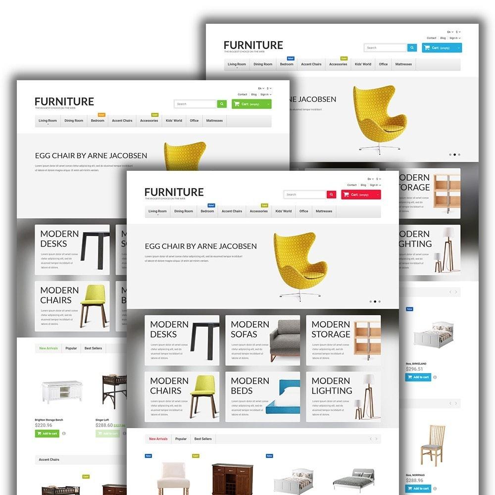theme - Искусство и Культура - Furniture - 2