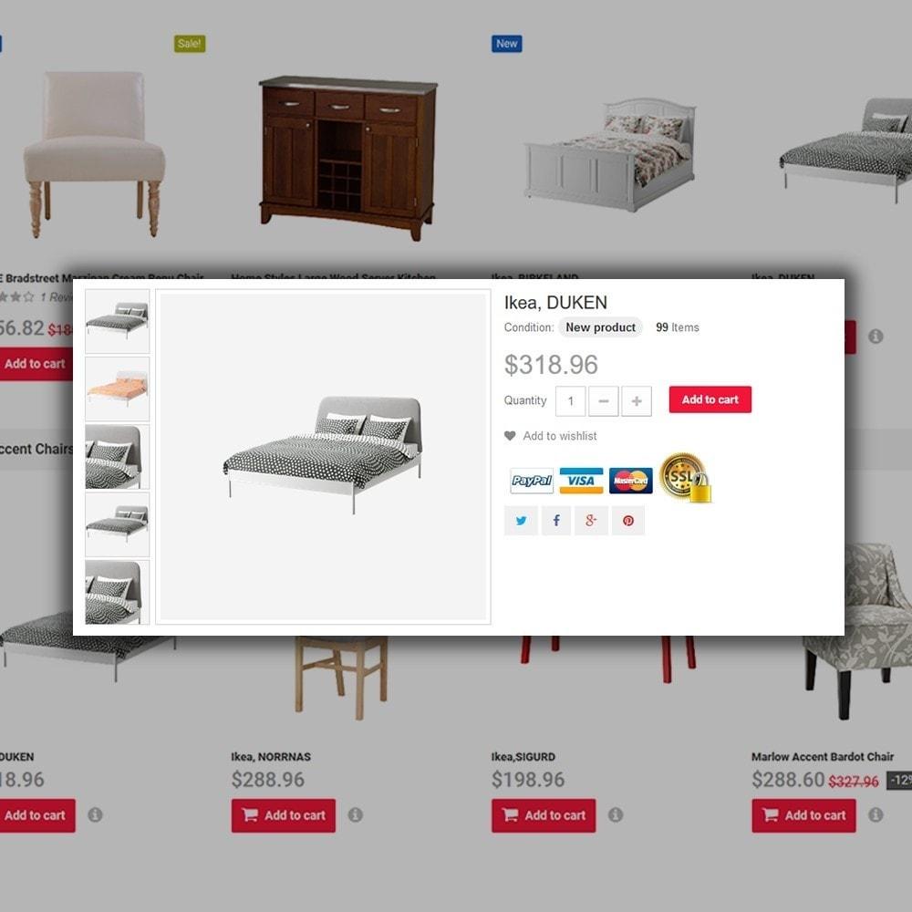 theme - Arte & Cultura - Furniture - 4