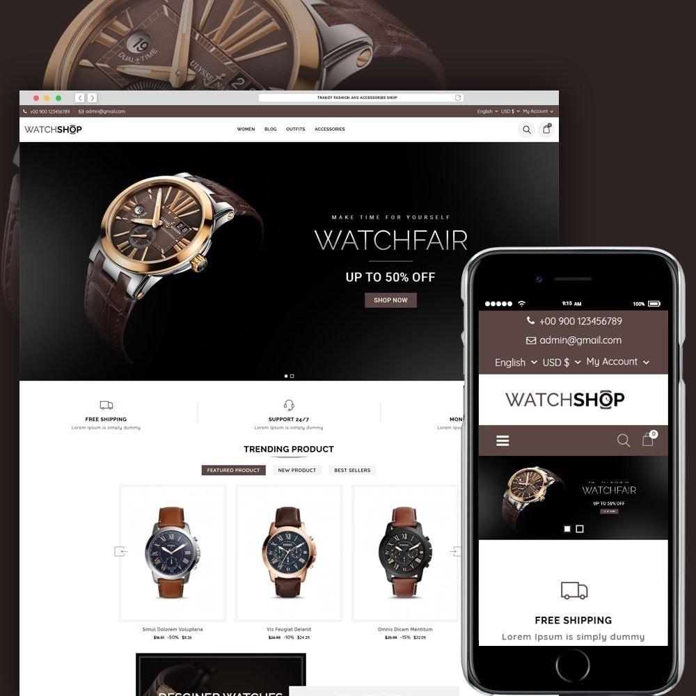 theme - Schmuck & Accesoires - Watch Shop - 1