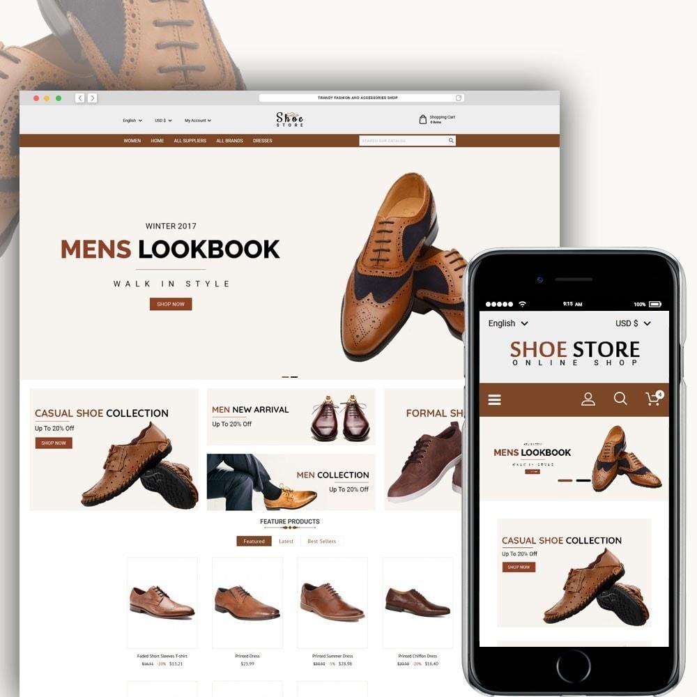 theme - Moda & Obuwie - Shoe Store - 1