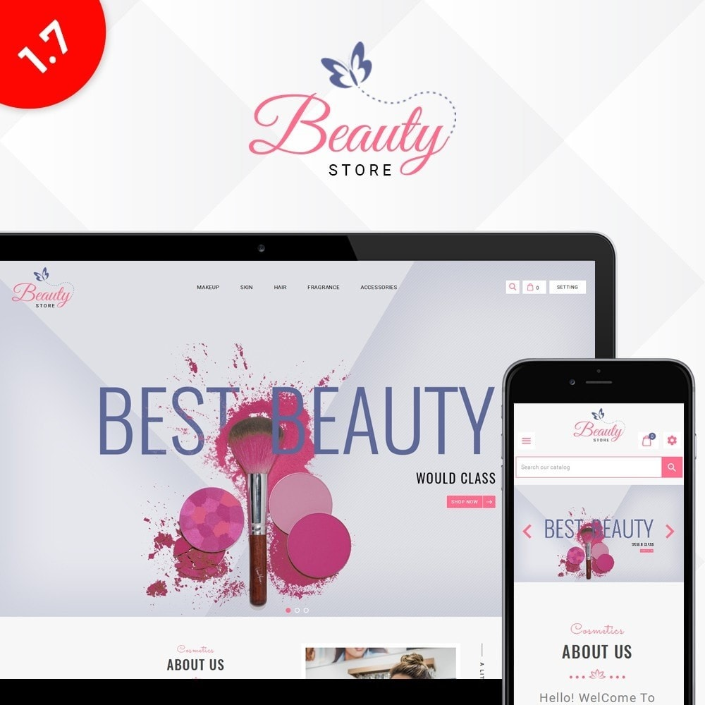 theme - Salute & Bellezza - Beauty Store - 1